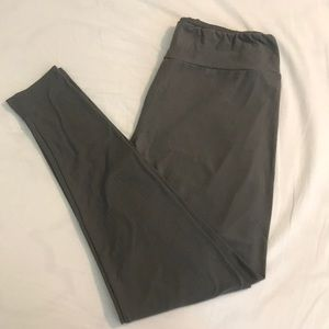 LulaRoe Legging TC Grey